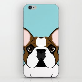 Frenchie - Fawn Pied iPhone Skin