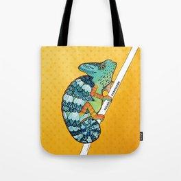 Veiled Chameleon I Tote Bag