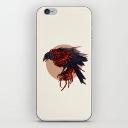 CYCLE OF SHADES - PORTENTS iPhone Skin