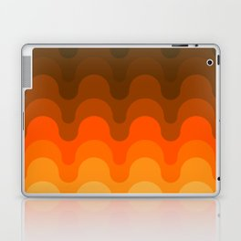 Julio - Golden Laptop & iPad Skin