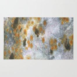Mixed Rust Rug