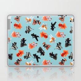 Goldfish Bowl Laptop & iPad Skin