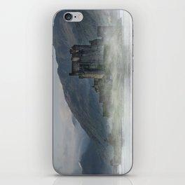 Eilean Donan Castle at dawn iPhone Skin