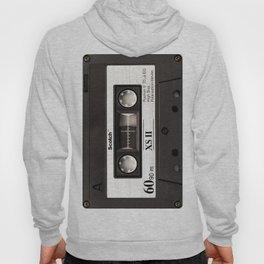 Cassette Tape Black And White #decor #homedecor #society6 Hoody