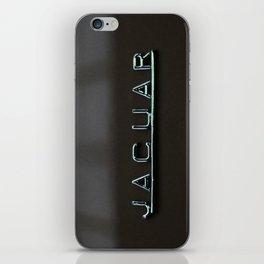 Jaguar iPhone Skin