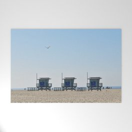 Venice Beach Views Welcome Mat