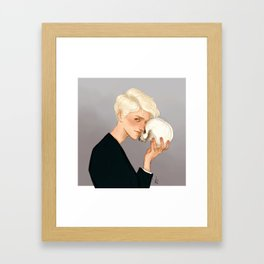 Whispers Framed Art Print