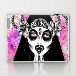 Pain Laptop & iPad Skin