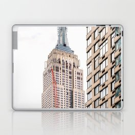 Empire State Building in New York Laptop & iPad Skin