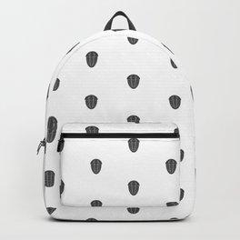 Trilobite Pattern Backpack