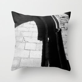 Elgin Shadow Throw Pillow