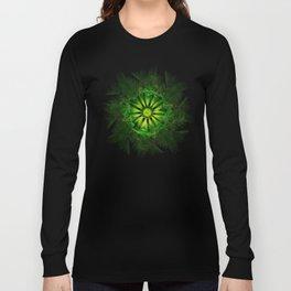 The Majesty Palm Light Flower Long Sleeve T-shirt