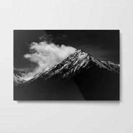 Black Mountains Three Metal Print