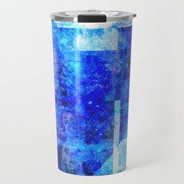Sapphire Nebulæ Travel Mug