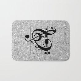 Love Music Bath Mat