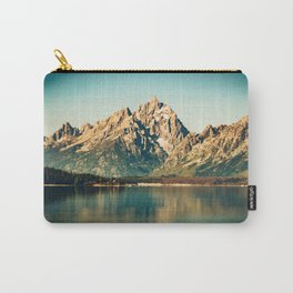 Mountain Lake Escape Carry-All Pouch