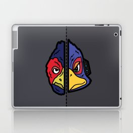 Old & New Falco Lombardi Laptop & iPad Skin