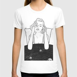 Confused mind. T-shirt