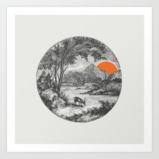 Another Day Art Print