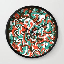 Schema 8 Wall Clock