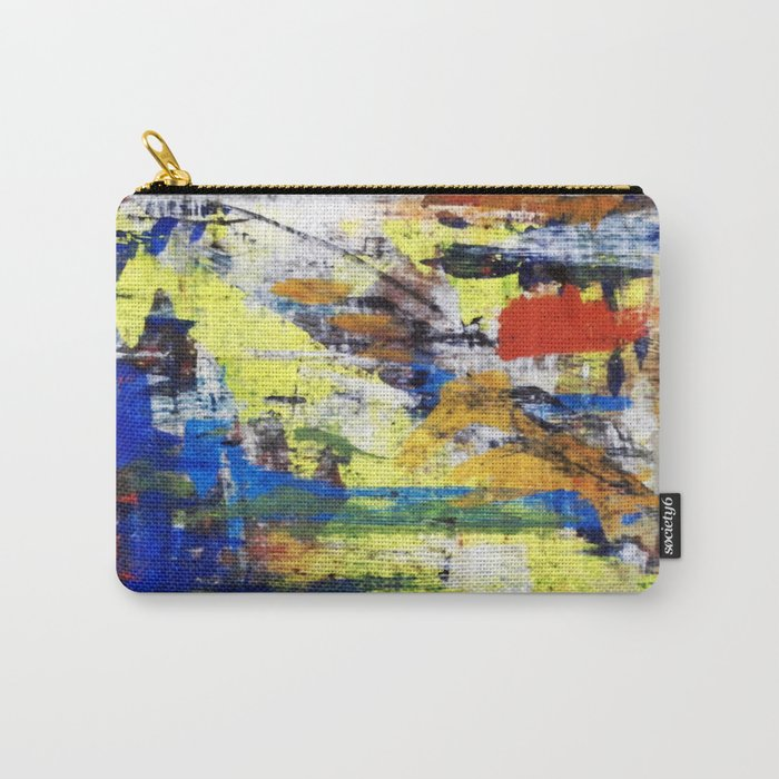 RICHTER SCALE 2 Carry-All Pouch