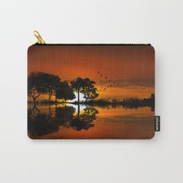 Guitarscape Sunset Carry-All Pouch