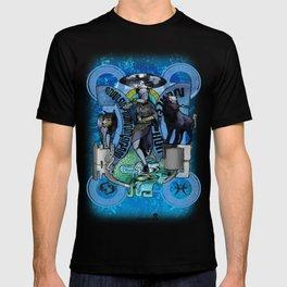 "Ars Tarot of the 12 Zodiac: ""Pisces - The Moon"" T-shirt"