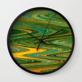 Life's Highways Wall Clock