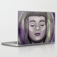 asexual Laptop & iPad Skins featuring Ace by erikakettle