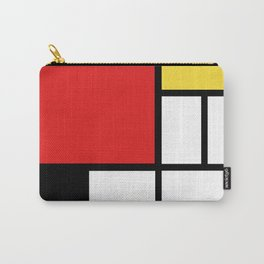 My Mondrian Carry-All Pouch