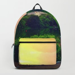 Daydream in central park Backpack