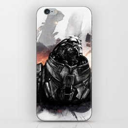 Forgive the insubordination - Galaxy iPhone Skin