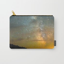 Milky Way Galaxy in Manitoba Carry-All Pouch