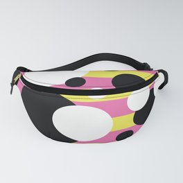 Party Confetti 5 Fanny Pack