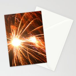 Firework Stationery Cards