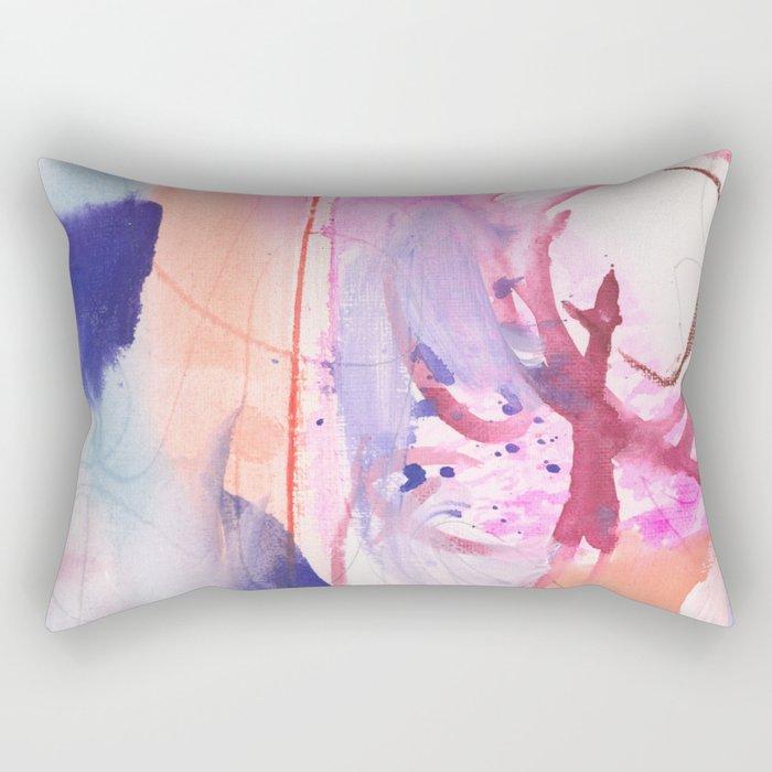 It's a Circus Rectangular Pillow