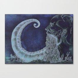 Neptunes Revenge Canvas Print