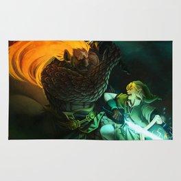 Zelda: Final Showdown Rug