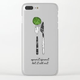 Sprout Sprout Clear iPhone Case