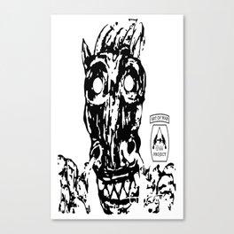 Bronco Canvas Print