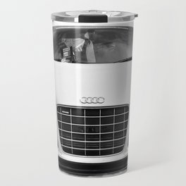 Beauty in Black and White Travel Mug