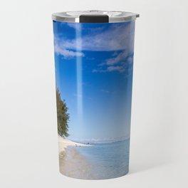 Beach Day- Cook Islands Travel Mug