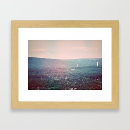 Look At Me Now Framed Art Print
