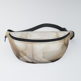 future fantasy sandy Fanny Pack