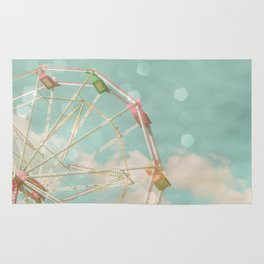 Candy Wheel Rug