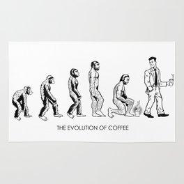 The Evolution Of Coffee Rug