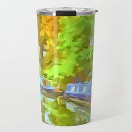 Little Venice London Pop Art Travel Mug