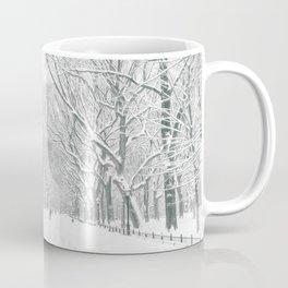New York City Snow Coffee Mug