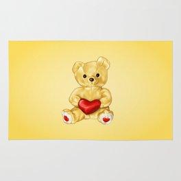 Teddy Bear Hypnotist Rug