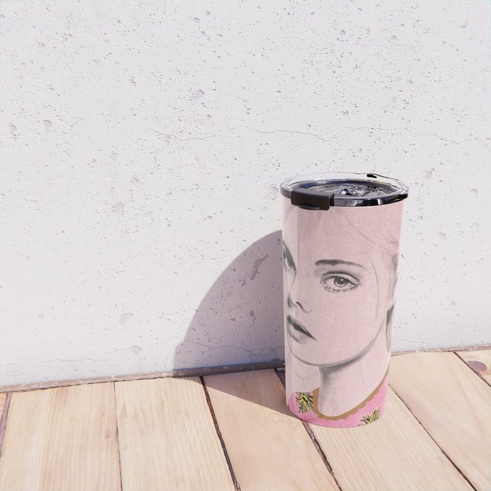 Elle  Travel Mug